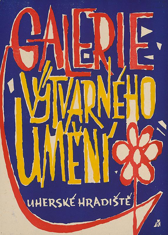 Moravský autor - Galérie výtvarného umenia - Uherské Hradiště