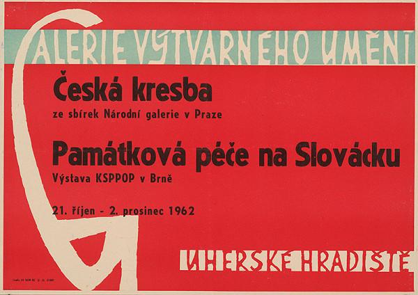 Moravský autor - Česká kresba