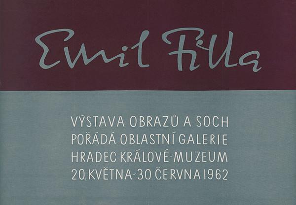 Český autor – Výstava obrazov a sôch - Emil Filla