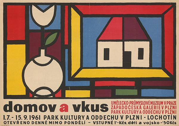 Plzeňský autor - Domov a vkus