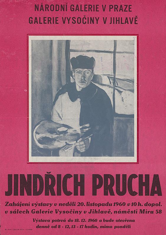 Jihlavský autor – Jindřich Prucha