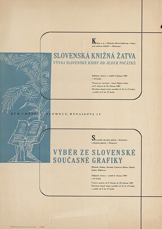 Olomoucký autor – Slovenská knižná žatva