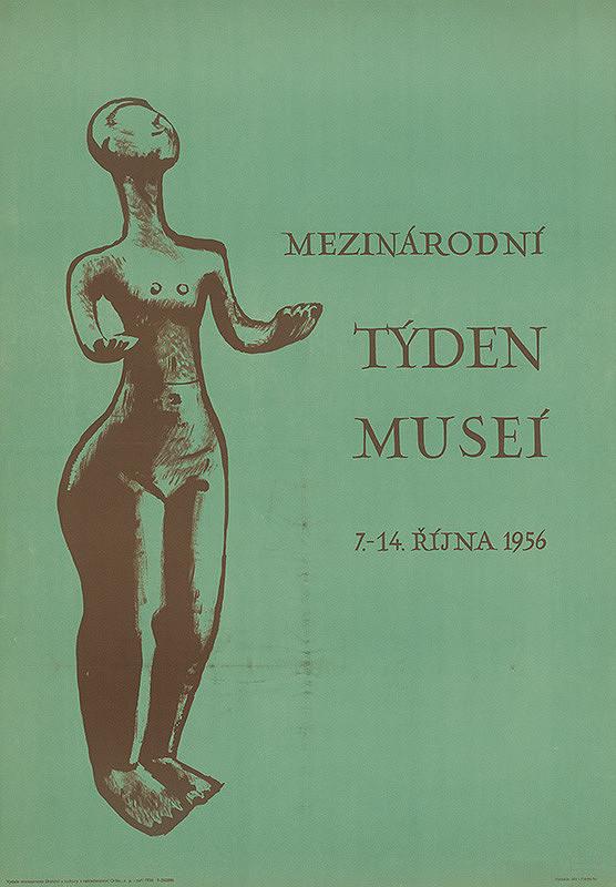 Pražský autor – Medzinárodný týždeň múzeí