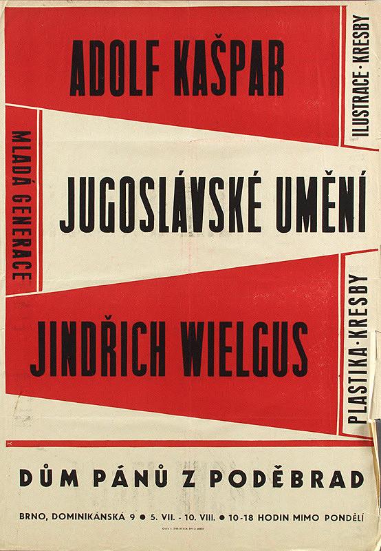 Moravský autor – Juhoslovanské umenie