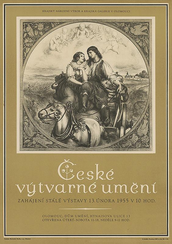Moravský autor – České výtvarné umenie