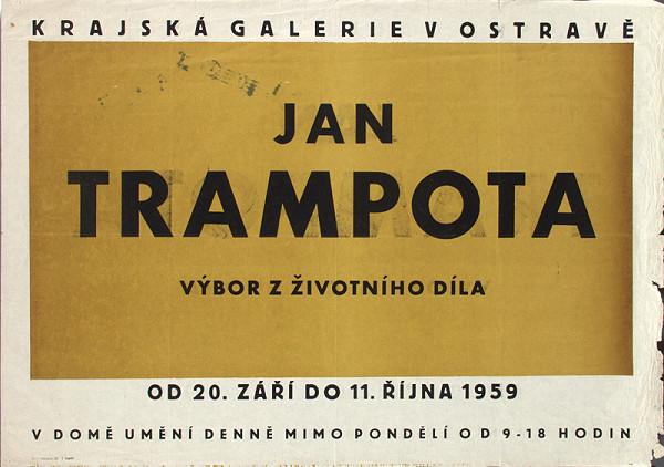 Moravský autor - Výber zo životného diela-Ján Trampota