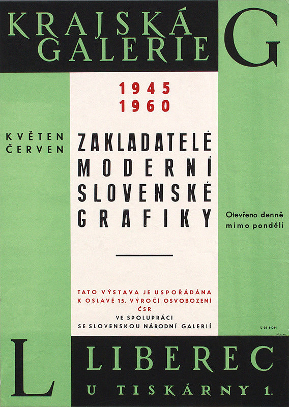 Český autor - Zakladatelia modernej slovenskej grafiky
