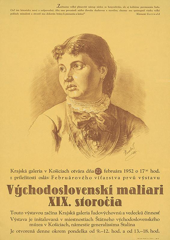 Slovenský autor – Východoslovenskí maliari XIX. storočia