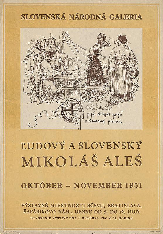 Slovenský autor – Ľudový a slovenský Mikoláš Aleš
