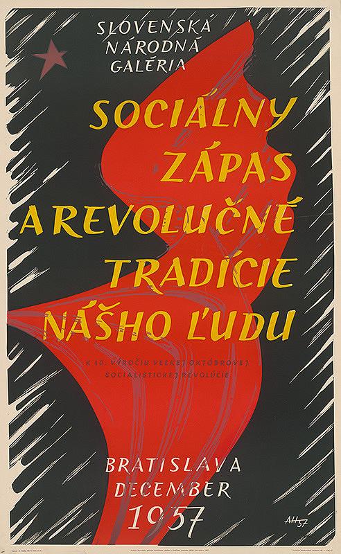 Anton Hollý – Sociálny zápas a revolučné tradície nášho ľudu