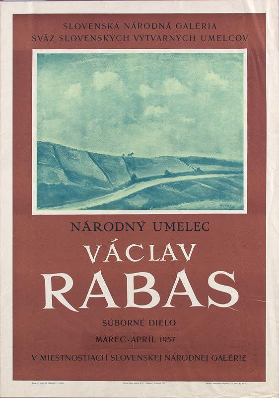 Emil Bačík - Súborné dielo - Václav Rabas