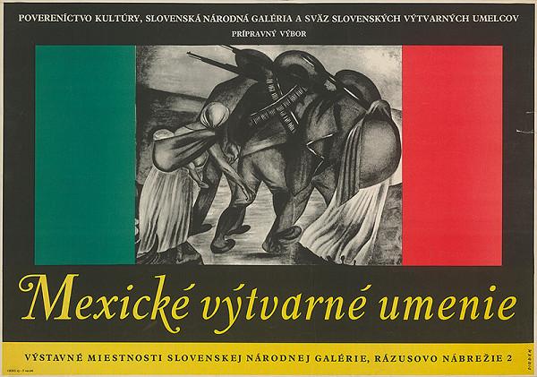 M. Pirdek - Mexické výtvarné umenie