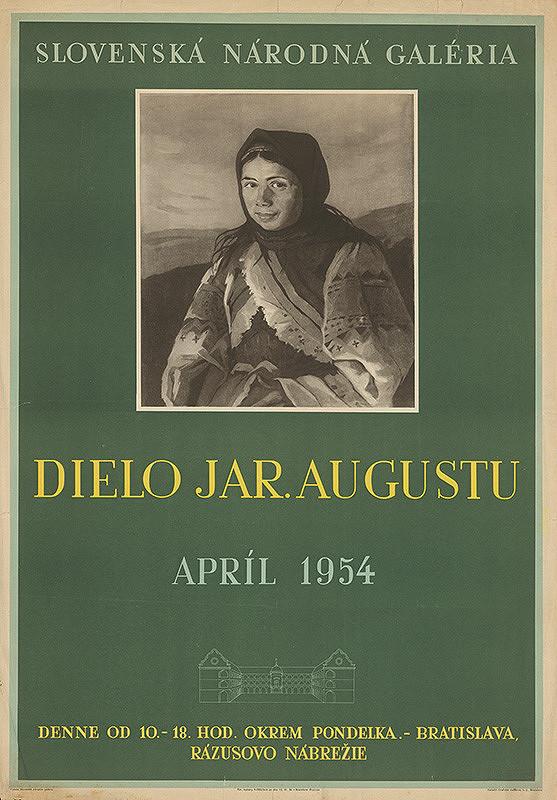 Slovenský autor - Dielo Jaroslava Augustu