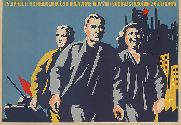 Josef Paukert – Socialistické záväzky