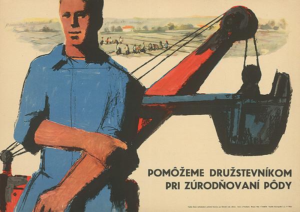 Jozef Procházka - Pomôžeme družstevníkom