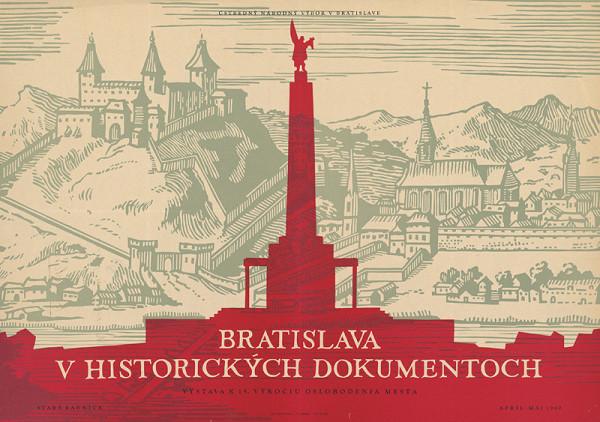 Slovenský autor – Bratislava v historických dokumentoch