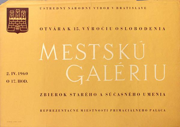 Slovenský autor – Zbierky starého a súčasného umenia