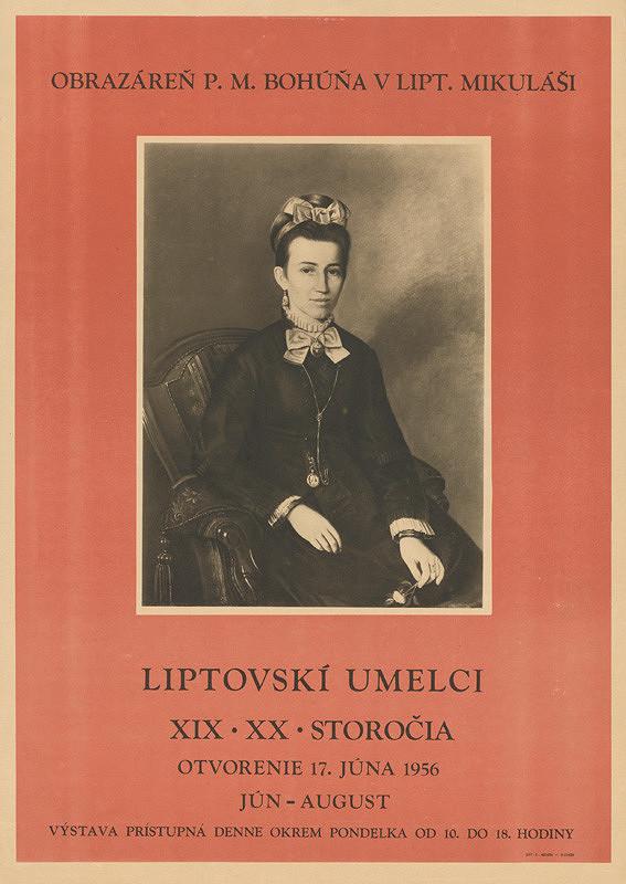Slovenský autor - Liptovskí umelci XIX. a XX.storočia