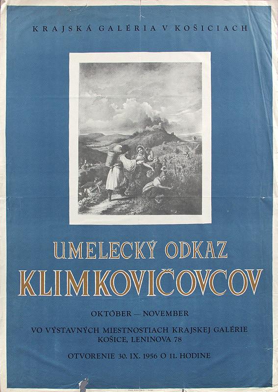 Slovenský autor - Umelecký odkaz Klimkovičovcov