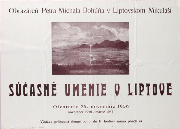 Slovenský autor - Súčasné umenie v Liptove