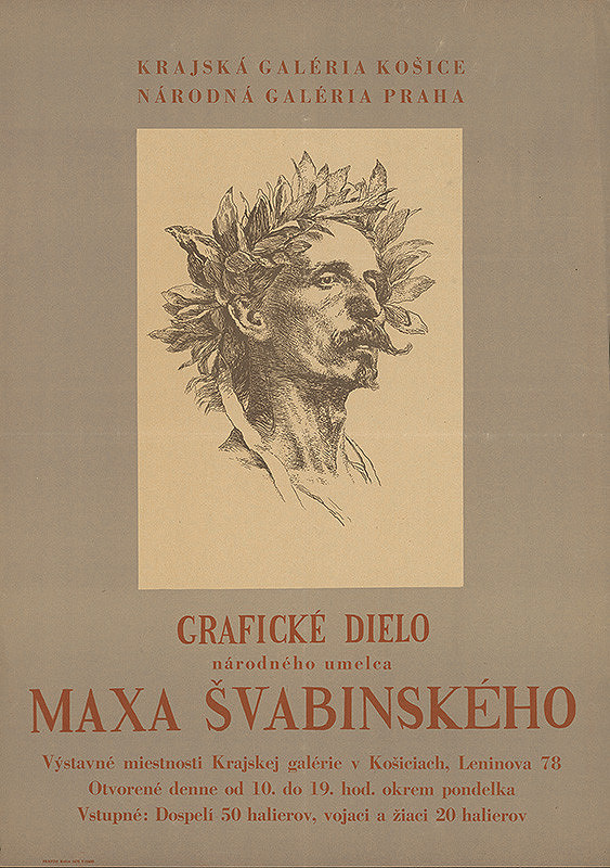 Slovenský autor – Grafické dielo Maxa Švabinského