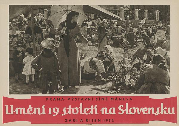 Český autor - Umenie XIX.storočia na Slovensku