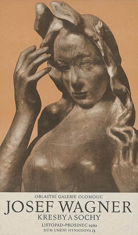 Český autor - Kresby a sochy - Josef Wagner