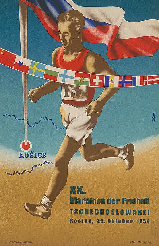 Hahn – XX.Maratón - Košice
