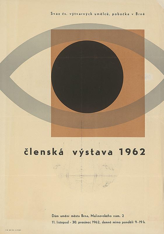 Moravský autor - Členská výstava