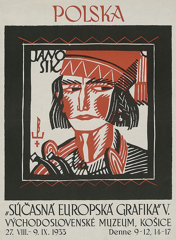 Košický autor - Súčasná európska grafika Poľsko
