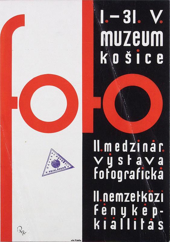 Oskar Berger – II.Medzinárodná fotografická výstava