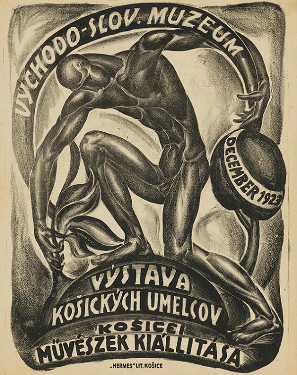 Eugen Krón – Výstava košických umelcov