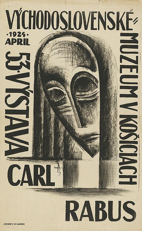 Košický autor – Výstava - Carl Rabus