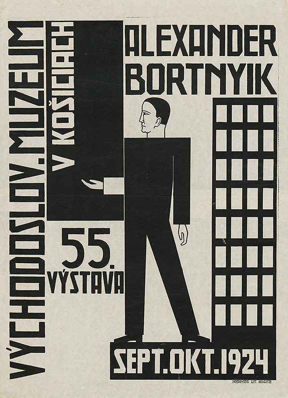 Alexander Bortnyik – Alexander Bortnyik. Východoslov. museum v Košiciach