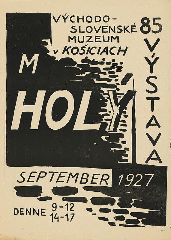 Neznámy autor – Výstava M.Hollý