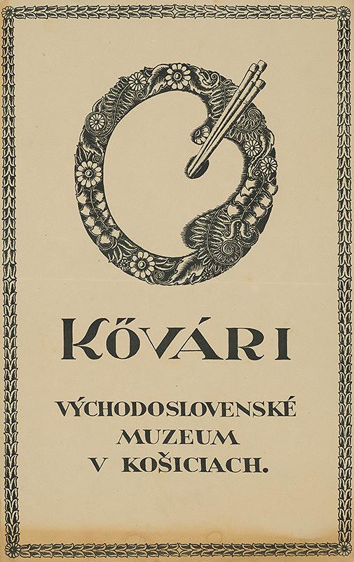 Neznámy autor - Východoslovenské múzeum v Košiciach