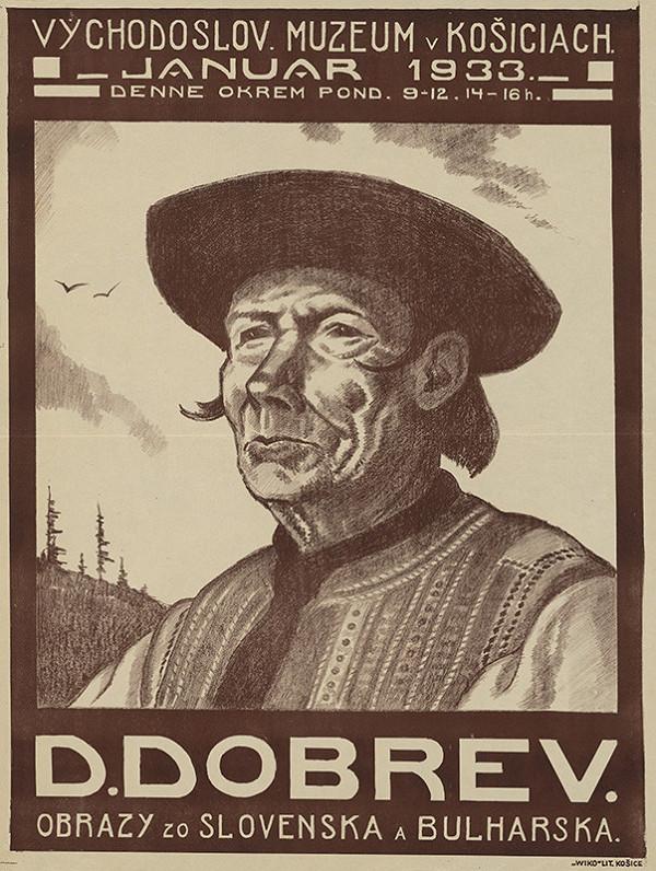 Košický autor - D.Dobrev