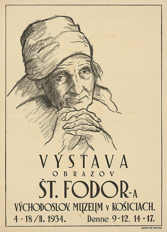 Štefan Fodor - Obrazy - Štefan Fodor