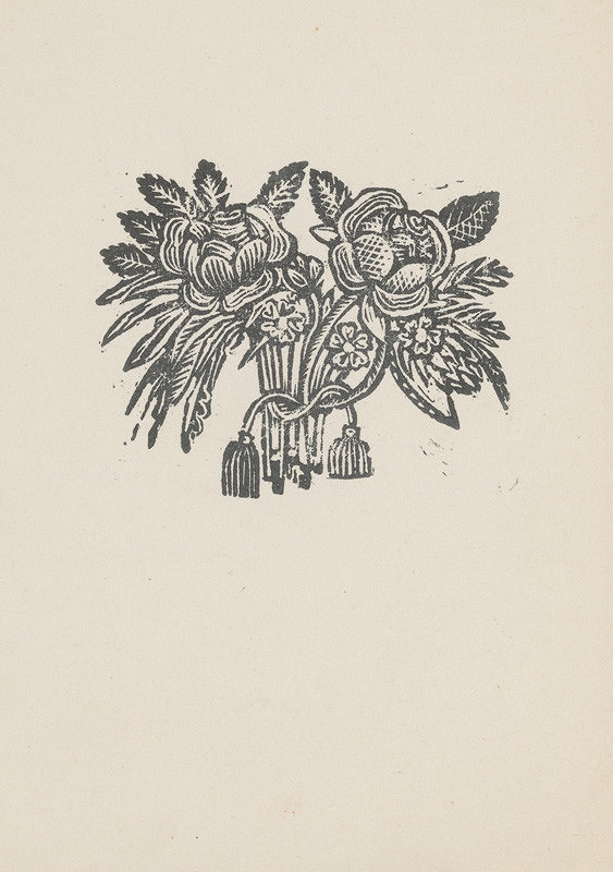 Jaroslav Vodrážka – Kytica ruží