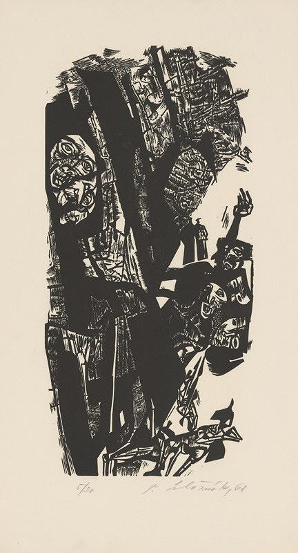 Vincent Hložník – Peklo