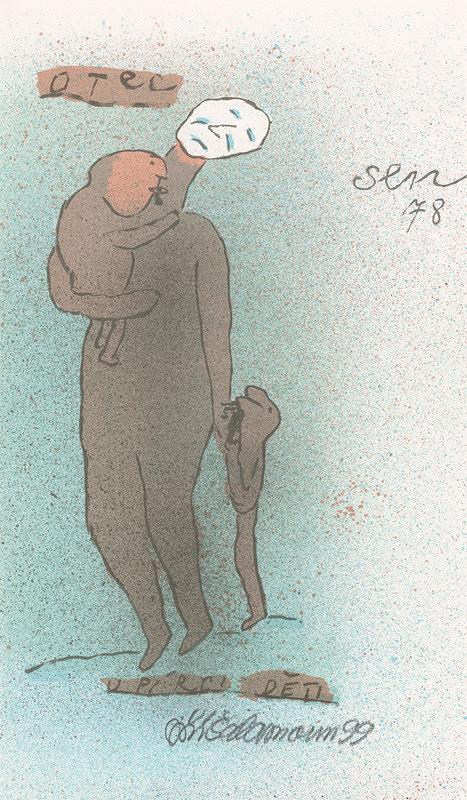 Jiří Šalamoun – Otec