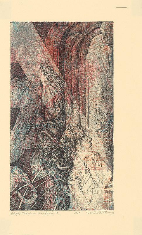 Dušan Kállay – Faust a Margaréta I