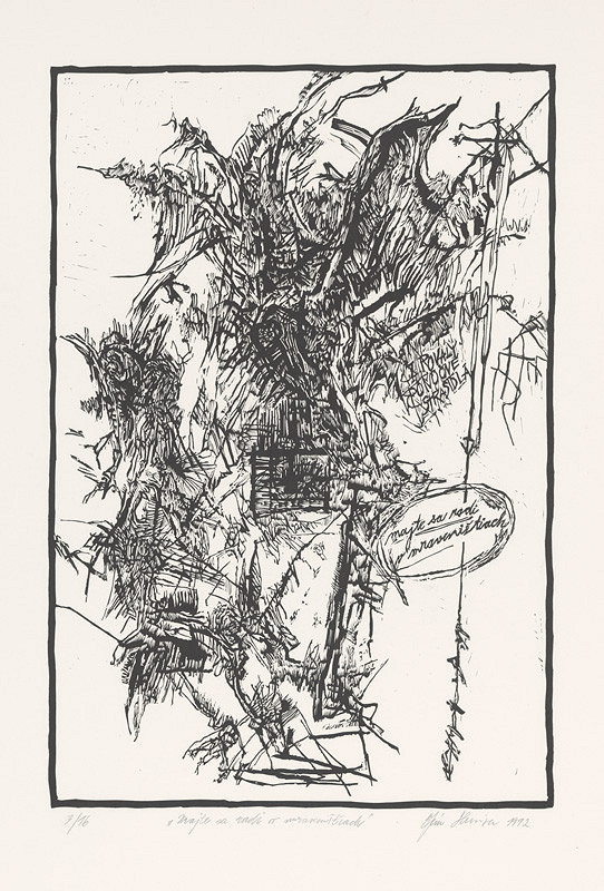 Ján Skrisa – Majte sa radi v mraveništiach