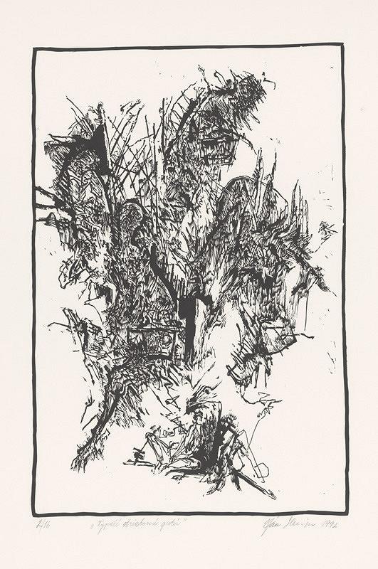 Ján Skrisa – Vypäté strieborné gestá