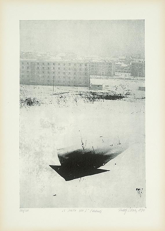 Rudolf Sikora – Z mesta von I. Detail