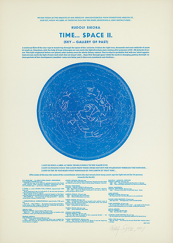 Rudolf Sikora – Time... space II