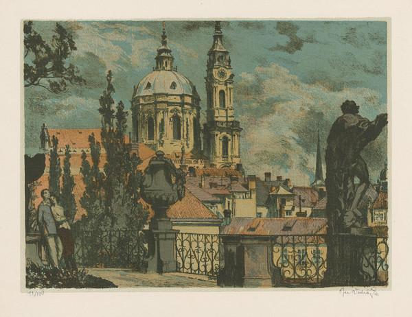 Jaroslav Vodrážka – Zákutie Prahy