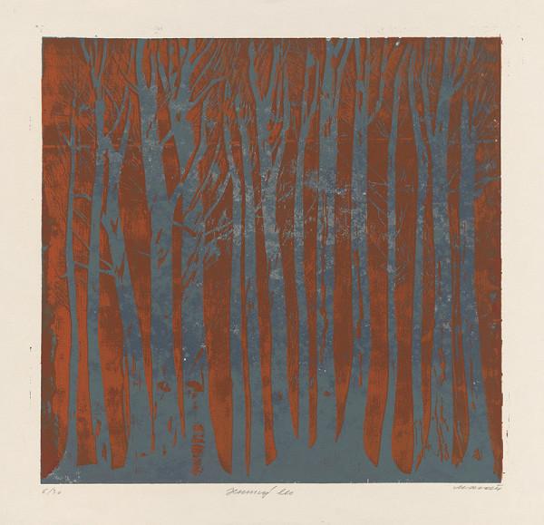Miroslav Marček – Jesenný les