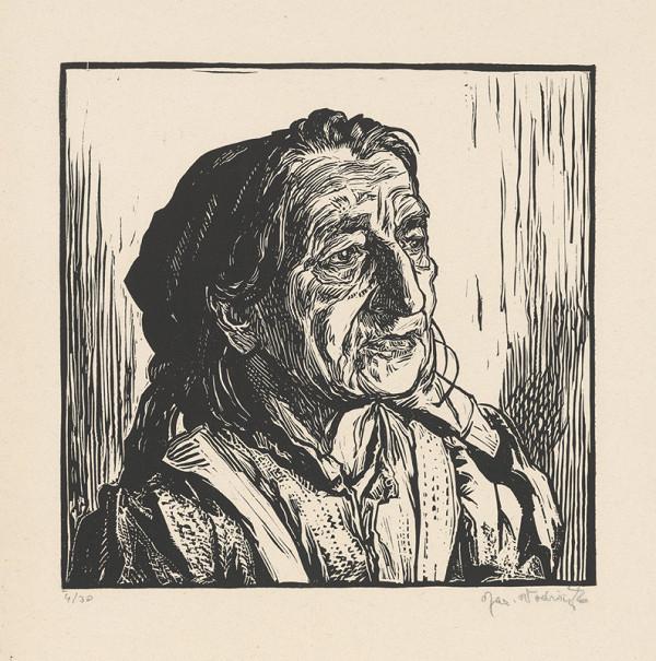 Jaroslav Vodrážka – Žena z Netolic