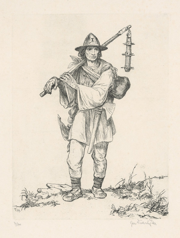 Jaroslav Vodrážka – Husitský cepník